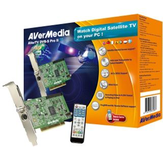 AVerMedia AVerTV Satellite PCI DVB-S