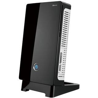 ITX Zignum Leggero ITX Tower 60 Watt Schwarz