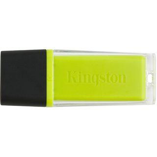 4 GB Kingston DataTraveler 102 gelb USB 2.0