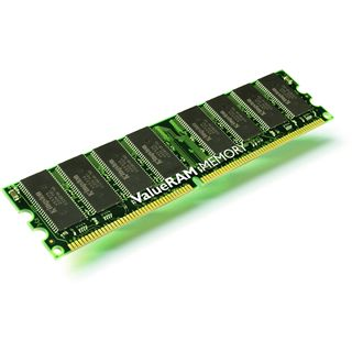 1GB Kingston Value DDR-400 DIMM CL2.5 Single
