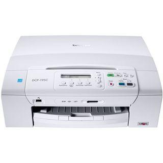 Brother DCP-195C Tinte Drucken/Scannen/Kopieren USB 2.0