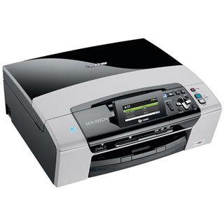Brother DCP-395CN Multifunktion Tinten Drucker 6000x1200dpi LAN/USB2.0