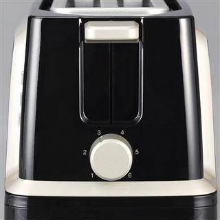 Severin Automatik-Toaster AT 2579 schwarz-titan