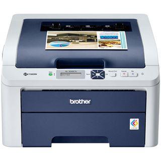 Brother HL-3040CN Farblaser Drucken LAN/USB 2.0