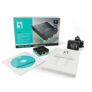 LevelOne FPS-1031 1x parallel/100-Mbit