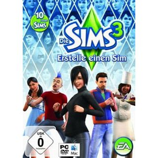 Die Sims 3 - Erstelle einen Sim (PC)