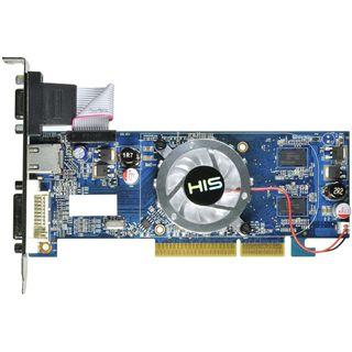 512MB HIS Radeon HD 4350 Low Profile DDR3 AGP