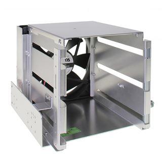 Lian Li EX-33A2 HDD-Rack silber