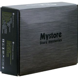 "2,5""(6,35cm)Inter-Tech S-2505 Carbon MyStore SATA->USB 2.0"