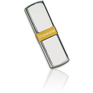 8 GB Transcend JetFlash V85 silber USB 2.0