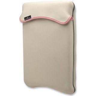 """Manhattan Notebook Sleeve 14.1"""" (35,81cm) Pink / Beige"""