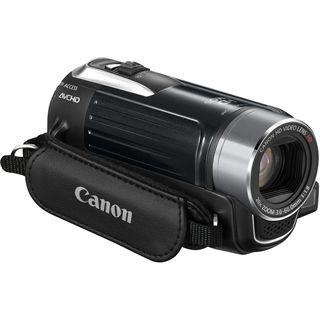 Canon Legria HF R18 SD-Camcorder Schwarz