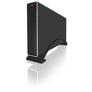 "ICY BOX IB-318StU3-B 3.5"" (8,89cm) USB 3.0 schwarz"