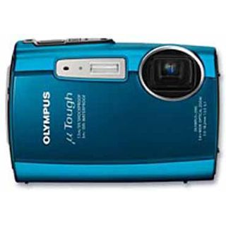 Olympus Mju TOUGH-3000 Turquoise Blue