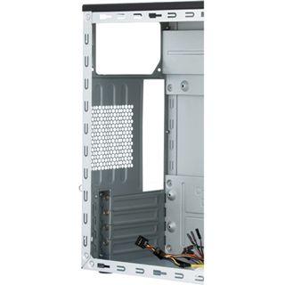 Chieftec Uni Series BD-02B-B Mini Tower 350 Watt schwarz