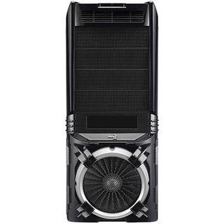 AeroCool Vx-e Midi Tower ohne Netzteil schwarz