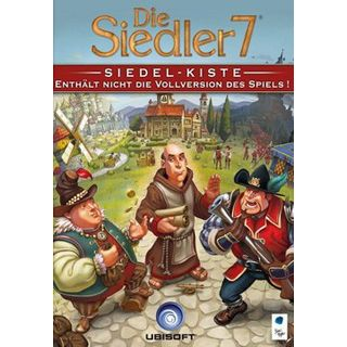 Die Siedler 7: Siedel-Kiste - Fan Box (PC)