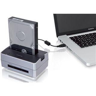 """Freecom Hard Drive Dock Pro USB 2.0 Dockingstation für 2.5"""" und 3.5"""" Festplatten (33708)"""