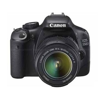 Canon EOS 550D 18-55mm Spiegelreflex Kit