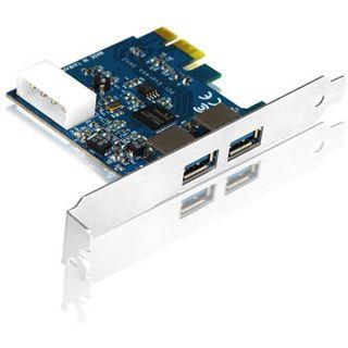 ICY BOX IB-AC604 2 Port PCIe 2.0 x1 retail