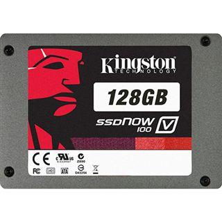 "128GB Kingston V Series 2.5"" (6.4cm) SATA 3Gb/s MLC asynchron (SNV425-S2BD/128GB)"