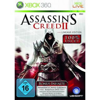 Assassin's Creed 2 - Lineage Edition (XBox360)