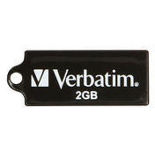 2 GB Verbatim Micro schwarz USB 2.0