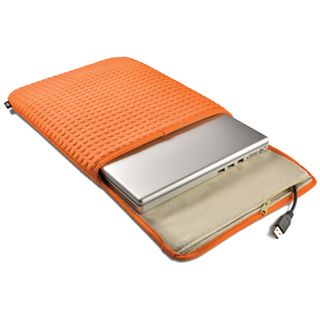 LaCie Coat Laptop Case 38,1cm (15 Zoll) orange
