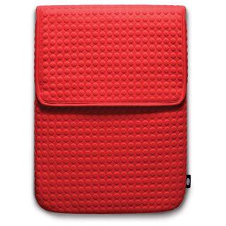 """LaCie Coat Laptop Case 43,2cm (17"""") red"""