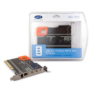 LaCie Firewire 800+400/USB 2.0 Design by Sismo