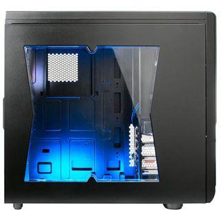 Xigmatek Midgard New Edition Window Midi Tower ohne Netzteil schwarz