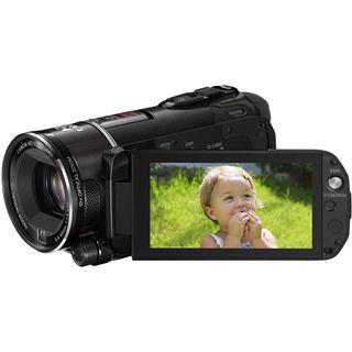 Canon Legria HF S21 SD-Camcorder Schwarz