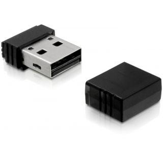 4 GB Delock Nano A schwarz USB 2.0