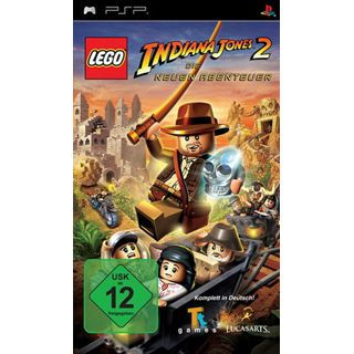 LEGO Indiana Jones 2 (PSP)
