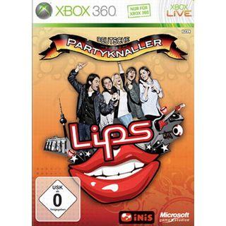Lips - Deutsche Partyknaller (XBox360)