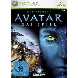 James Cameron's Avatar - Das Spiel (XBox360)