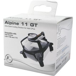 Arctic Alpine 11 GT Rev. 2 Topblow Kühler