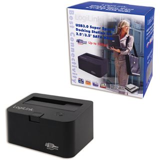 LogiLink Dockingstation USB 3.0