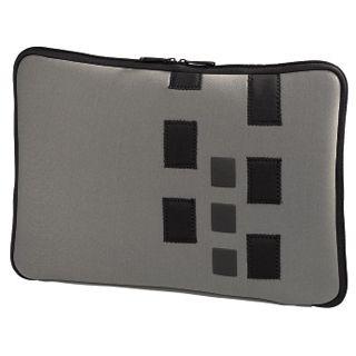 "Hama Notebook-Cover Cuboid 17"" (43,2cm) Mac grau"