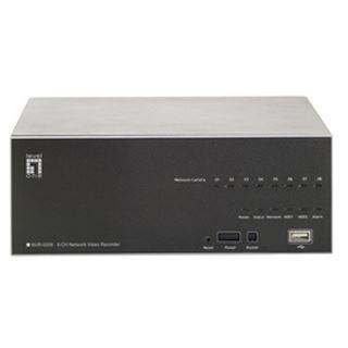LevelOne NVR-0208 Network Cam 8-Kanal