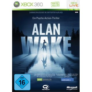 Alan Wake - Limited Edition (XBox360)