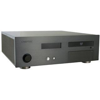 ATX Chieftec Hi-Fi Series HE-01B Desktop Gehäuse o.NT Schwarz