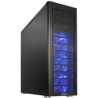Lian Li PC-A77FB Big Tower ohne Netzteil schwarz