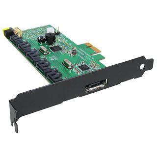 Lian Li IB-01B 6 Port PCIe x1 retail