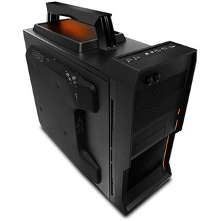 NZXT Crafted Series Vulcan Mini Tower ohne Netzteil schwarz