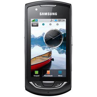Samsung S5620 dark black