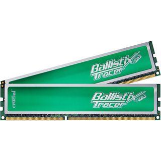 4GB Crucial Ballistix Tracer DDR3-1600 DIMM CL8 Dual Kit