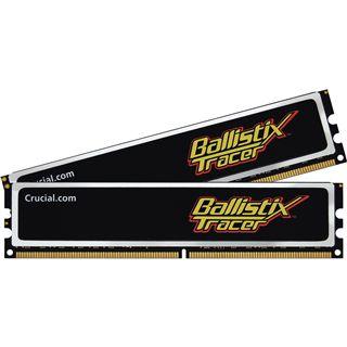 4GB Crucial Ballistix Tracer DDR2-800 DIMM CL4 Dual Kit