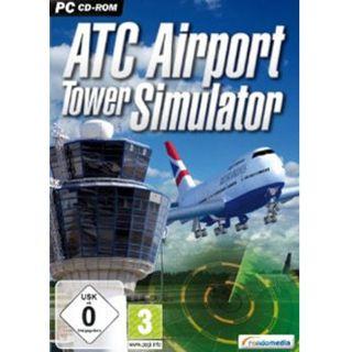 ATC Airport Tower-Simulator CD-Rom (PC)