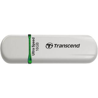 16 GB Transcend JetFlash 620 weiss USB 2.0